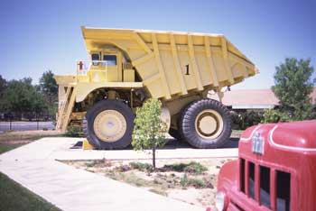 Big Yellow Truck