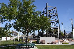 Oilworkers Monument