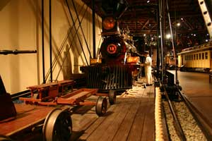 California Sate Railroad Museum